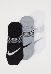 Nike Performance - WOMENS LIGHTWEIGHT TRAIN 3 PACK - Trainer socks - multicolor - 0