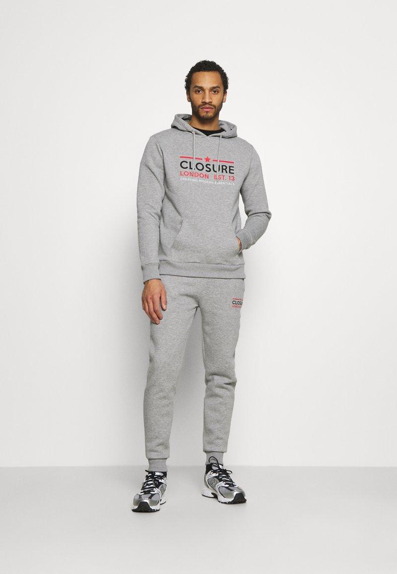 CLOSURE London - TRACKSUIT SET - Tracksuit - grey