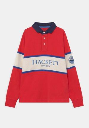 HACKETT PANEL - Poloshirt - red