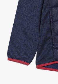 LEGO Wear - LWSAM 212 JACKET - Fleecová bunda - dark blue - 2