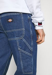 Dickies - GARYVILLE - Relaxed fit jeans - classic blue - 4