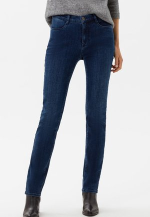 STYLE MARY - Straight leg jeans - used regular blue