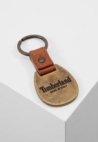 Timberland - CREDIT CARD AND KEY RING GIFT SET - Business card holder - cognac - 8