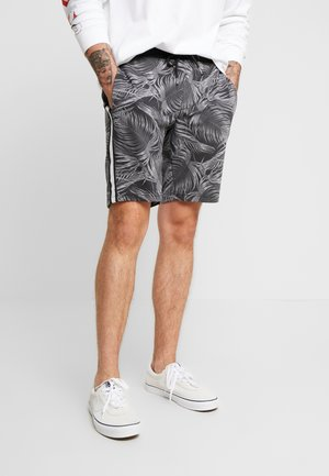 MAUI - Shorts - black/grey