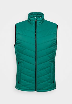 LIGHT WEIGHT VEST - Väst - slate blue green
