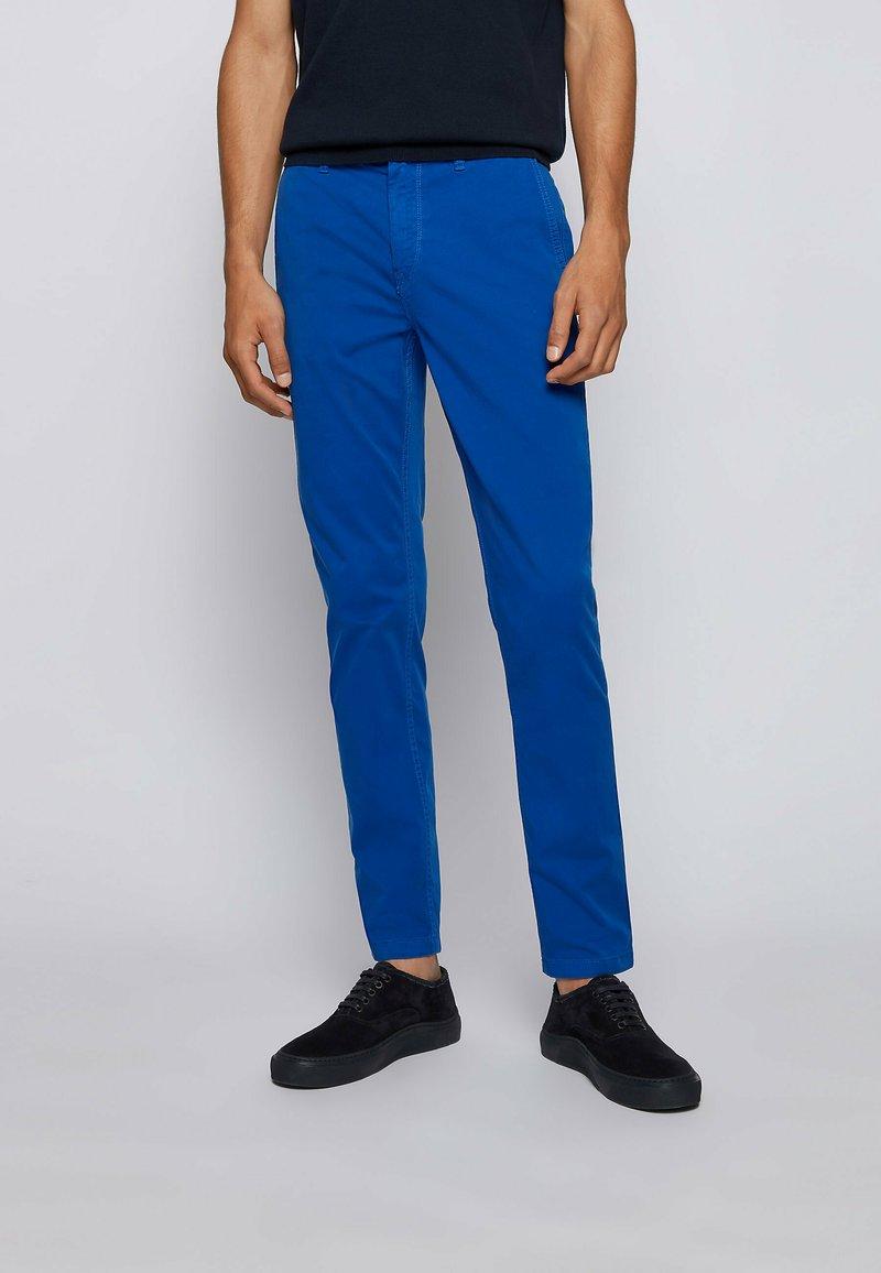 BOSS - SCHINO-TABER - Chinos - blue