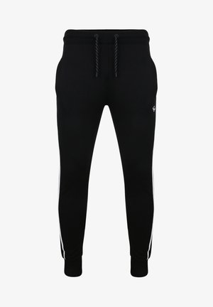 BLAIR - Tracksuit bottoms - black