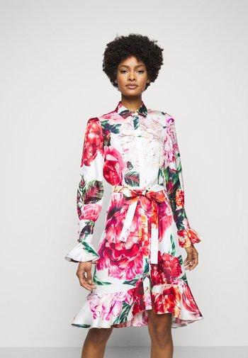 Skjortekjole - multicoloured