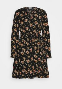 Molly Bracken - LADIES DRESS - Shirt dress - black - 4