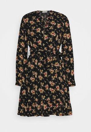 LADIES DRESS - Robe chemise - black