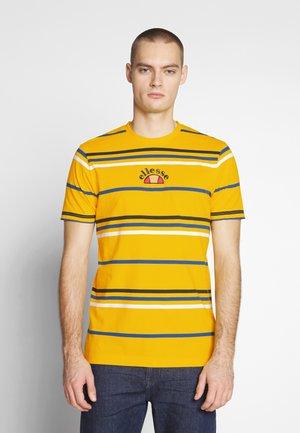 MINIATI - T-shirt z nadrukiem - yellow