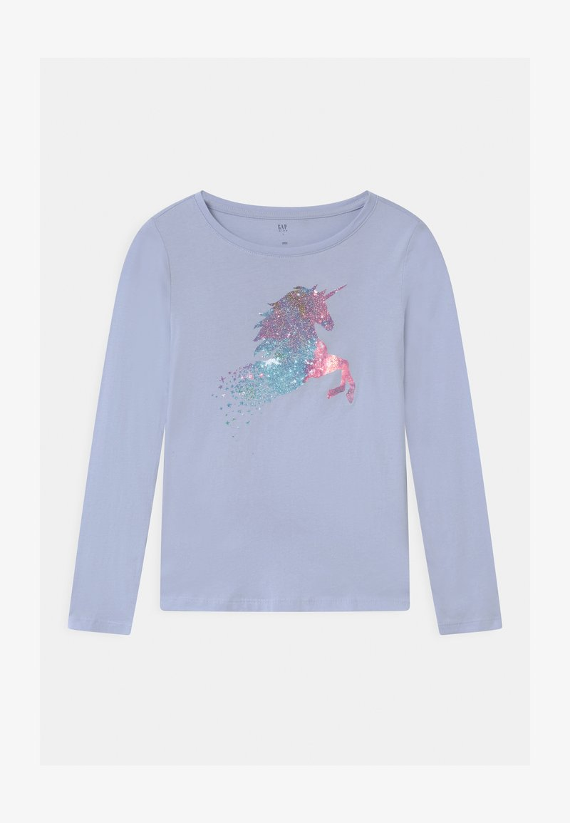 GAP - GIRL - Longsleeve - jet stream blue