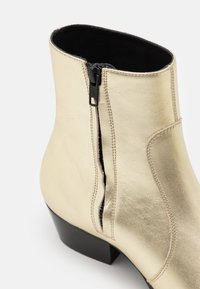 Everyday Hero - ZIMMERMAN ZIP BOOT - Classic ankle boots - heart of gold - 5