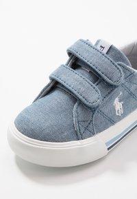 Polo Ralph Lauren - EVANSTON - Sneakers laag - blue/navy - 2