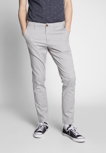 JJIMARCO JBOWIE - Pantalones chinos - drizzle