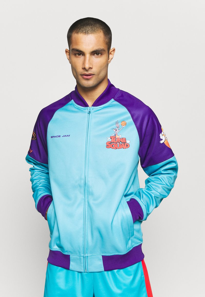 Outerstuff - SPACE JAM 2 GAME CHANGER JACKET - Giacca sportiva - teal