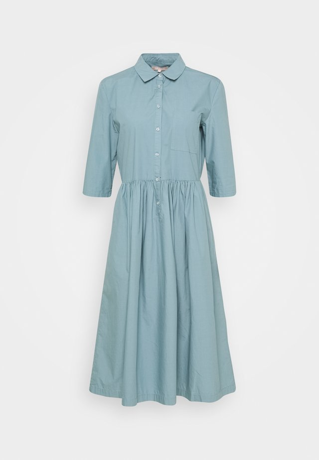 SRLARA MIDI DRESS - Day dress - smoke blue