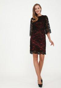 Madam-T - ANTANIDA - Cocktail dress / Party dress - schwarz - 1