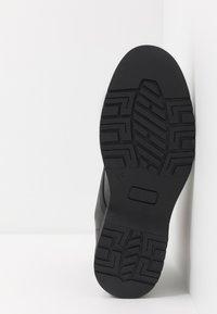 Trussardi Jeans - Snørestøvletter - black - 4