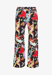 Desigual - DESIGNED BY MIRANDA MAKAROFF - Trousers - tutti fruti - 2