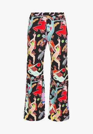 DESIGNED BY MIRANDA MAKAROFF - Trousers - tutti fruti
