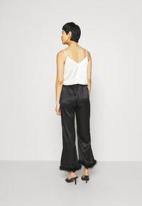 Résumé - BIA PANT - Pantalon classique - black - 2