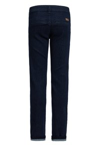 WE Fashion - Slim fit jeans - dark blue - 2