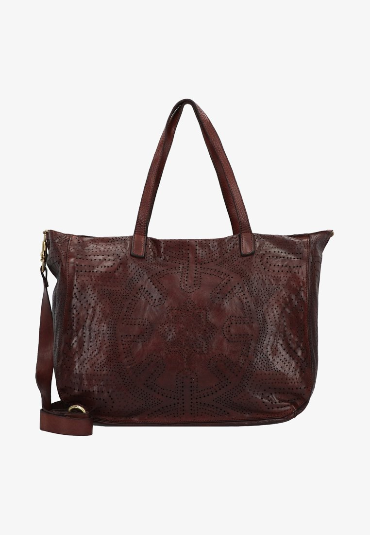 Campomaggi - Shopping Bag - brown