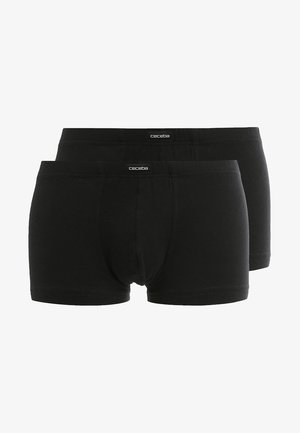 2 PACK - Pants - black