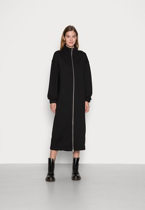 OBJLULU LONG DRESS  - Vestito estivo - black