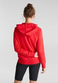 Esprit Sports - Hoodie - red - 2