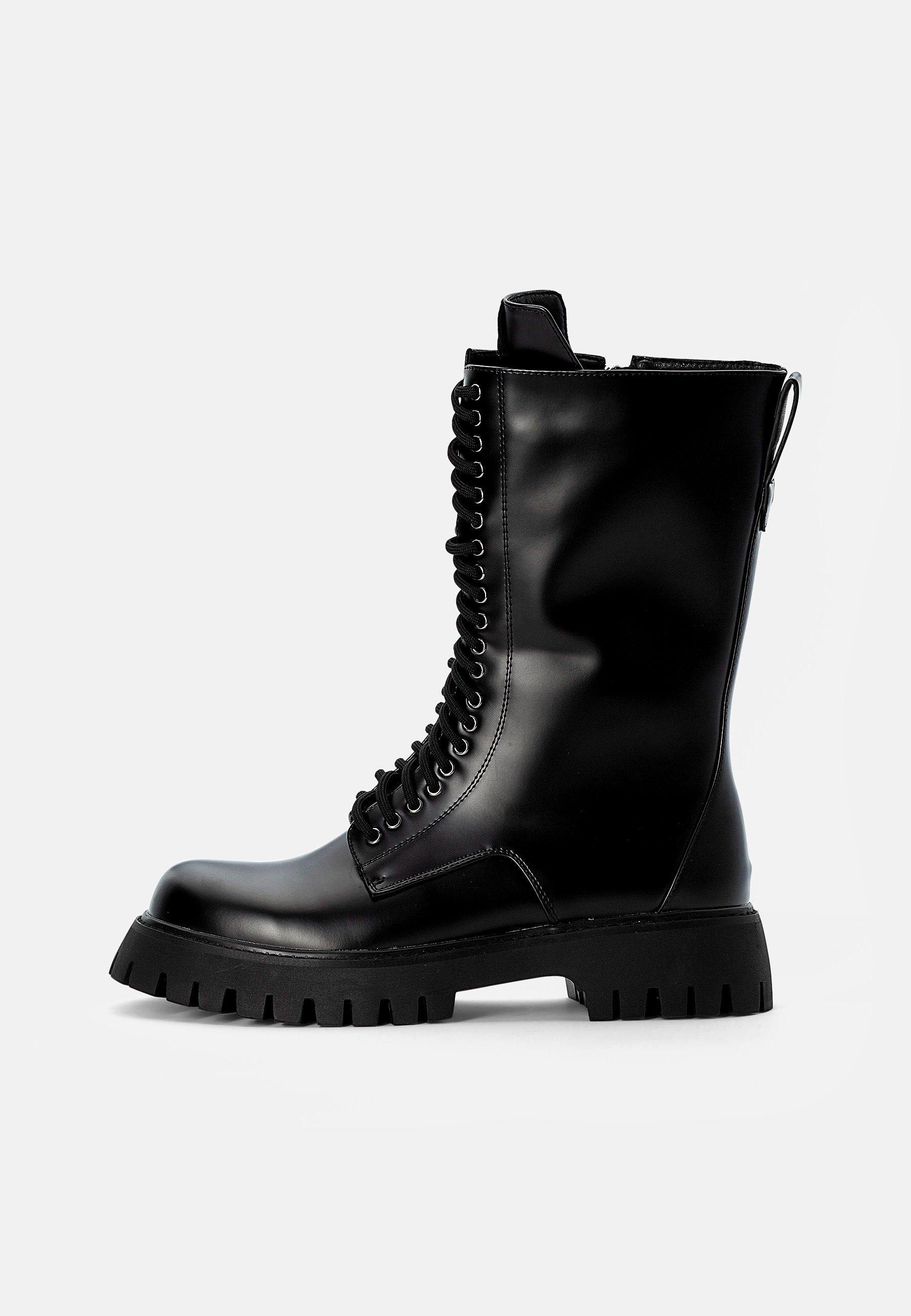 Men LEGION - Lace-up ankle boots