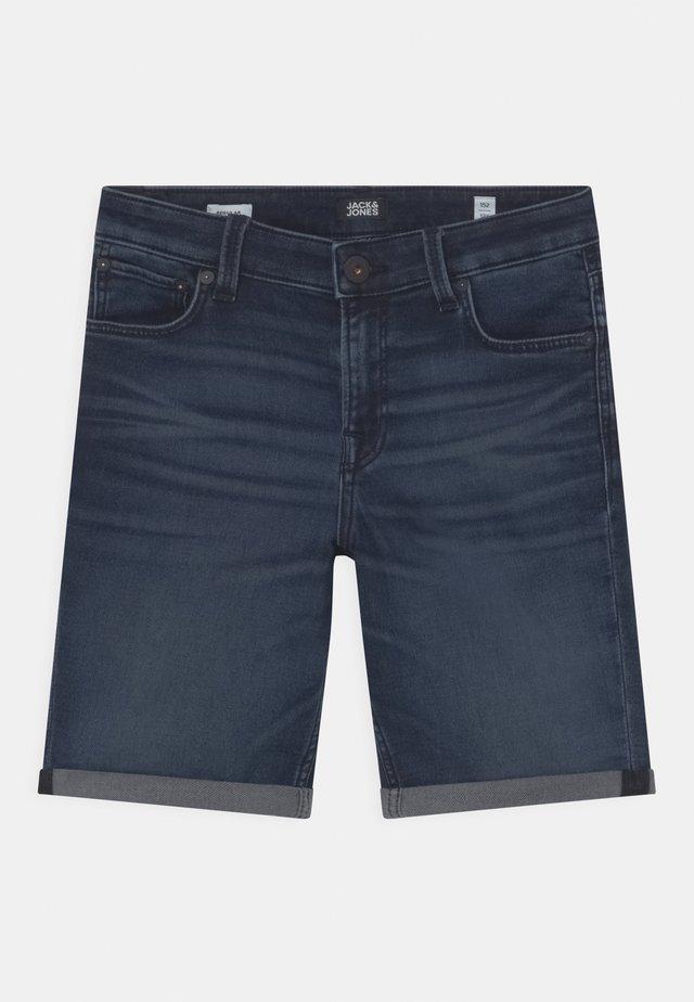 JJIRICK JJICON - Shorts di jeans - blue denim