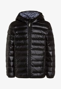 Guess - JACKET CORE STRETCH - Daunenjacke - jet black/frost - 0