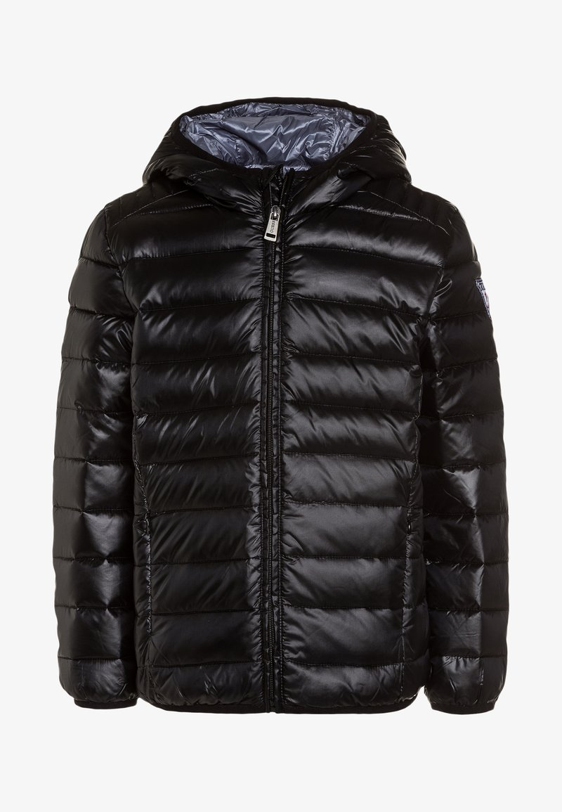 Guess - JACKET CORE STRETCH - Daunenjacke - jet black/frost