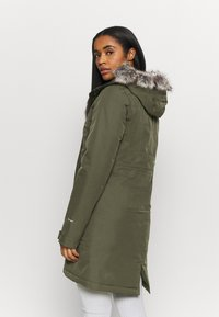The North Face - RECYCLED ZANECK VANADIS - Parka - new taupe green - 2