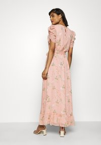 Banana Republic - SMOCKED MAXI - Occasion wear - light pink - 2