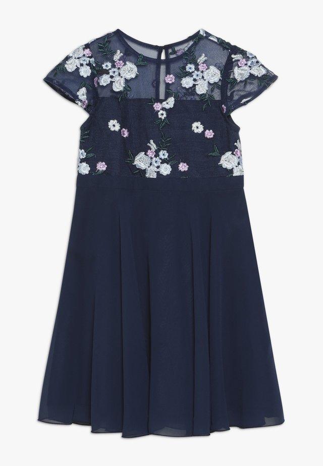 NOVAH DRESS - Vestido de cóctel - navy