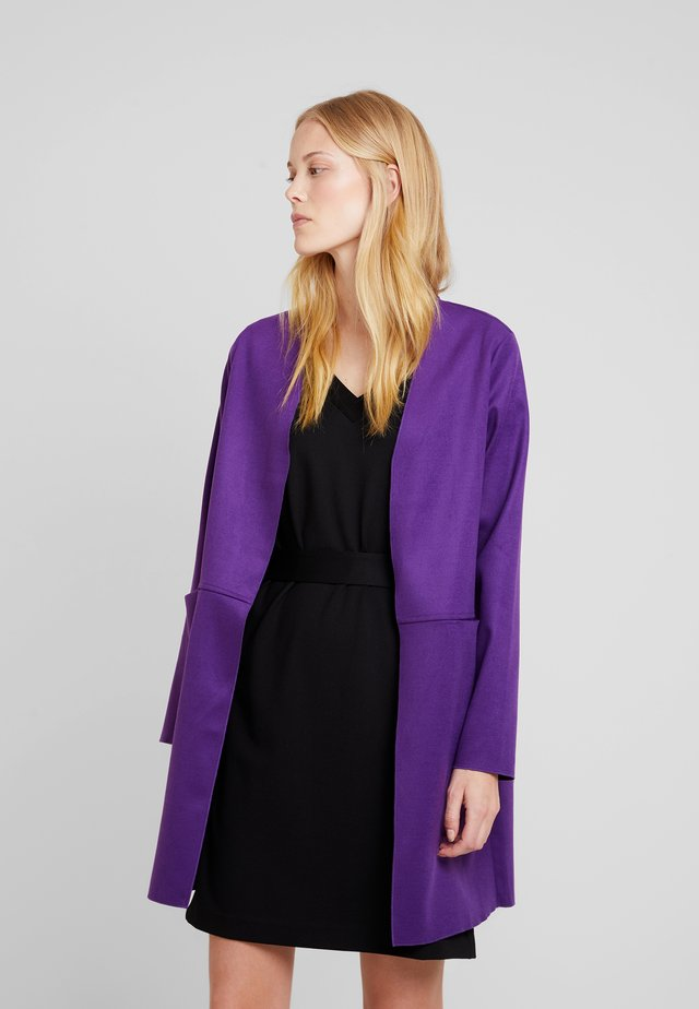 NEVILLE COSY - Strikjakke /Cardigans - vivid violet