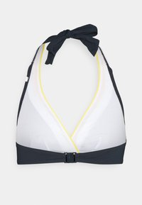 Esprit - ALLANS BEACH - Bikini top - navy - 1