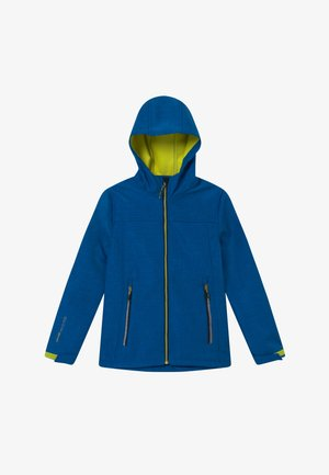 LYNGE - Kurtka Softshell - royal blue