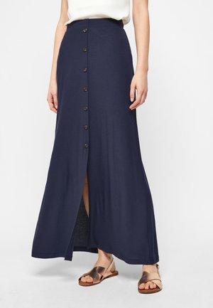 GEO  - Maxi skirt - blue