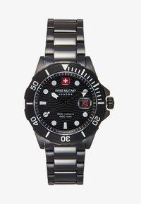 Swiss Military Hanowa - OFFSHORE DIVER - Orologio - black - 0