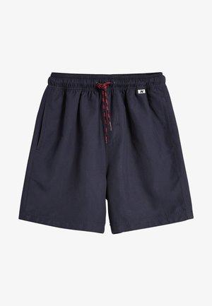 Swimming shorts - mottled blue