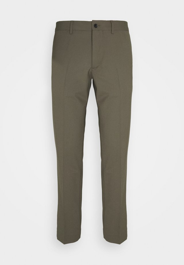 GRANT STRETCH PANTS - Chino - army green