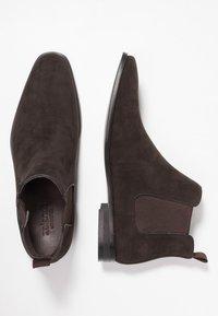 Zalando Essentials - Classic ankle boots - brown - 1