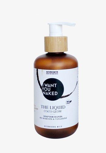 THE LIQUID COCO GLOW HAND WASH - Liquid soap - -