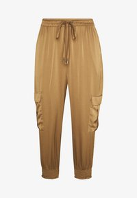 KAKAISHA JOG PANTS CROPPED - Trousers - ermine