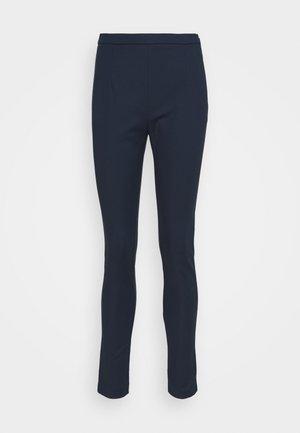 PANTALONI TROUSERS - Trousers - navy