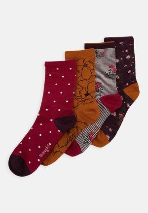 BOTANIC SOCK BOX 4 PACK - Socks - multi-coloured
